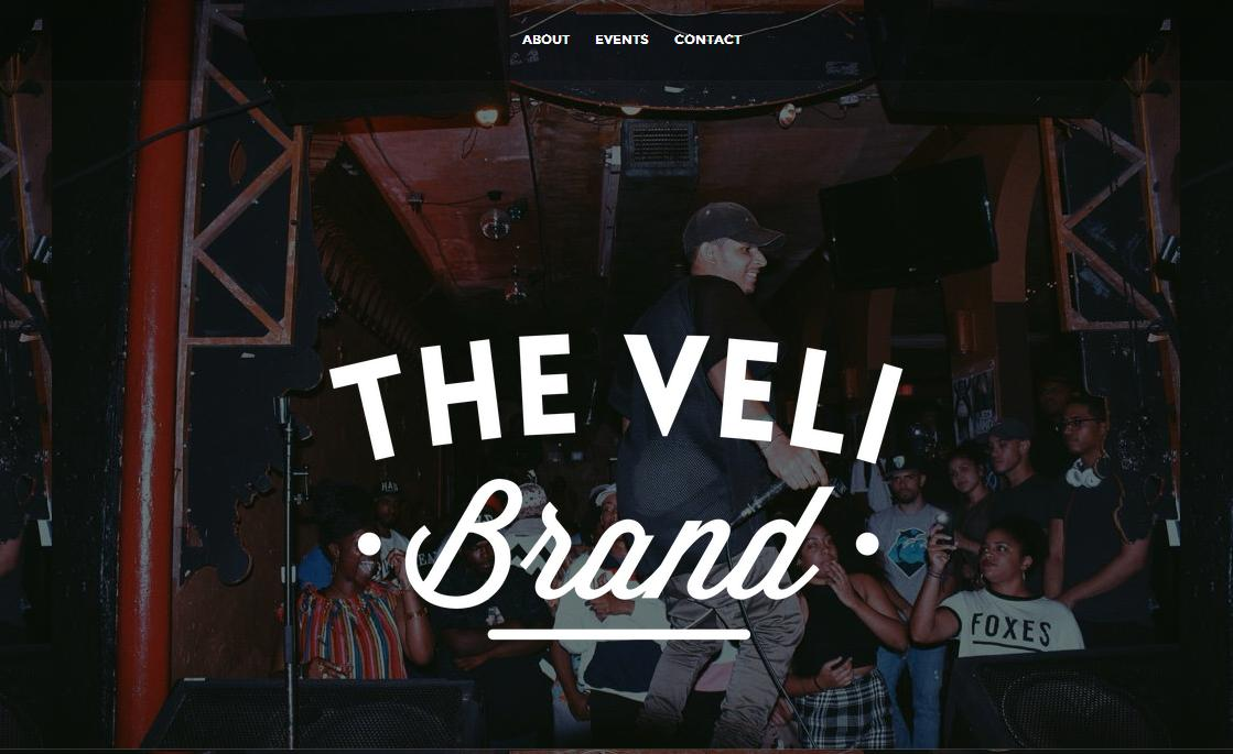VELIBRAND SCREENSHOT